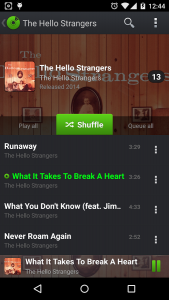 PlayerPro Music Player4