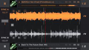 edjing PRO - Music DJ mixer1