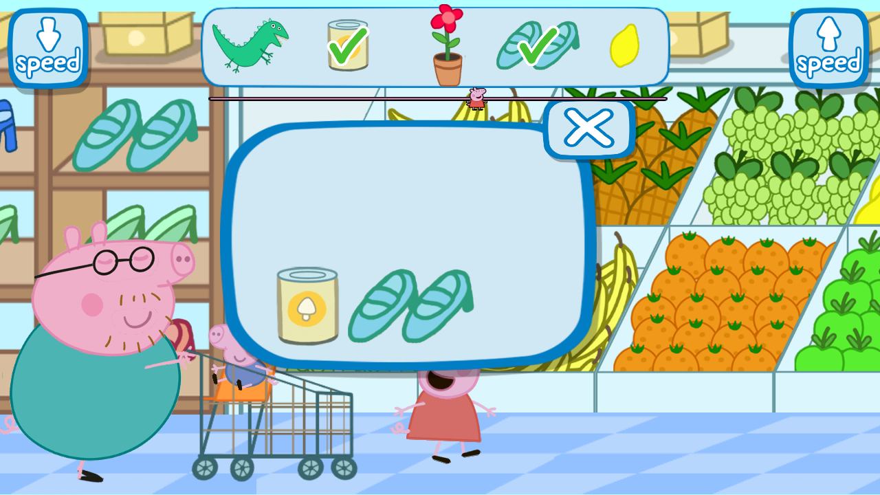 Скачать игру свинка пеппа на андроид