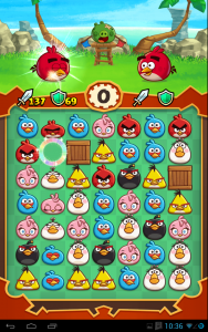 Angry Birds Fight2