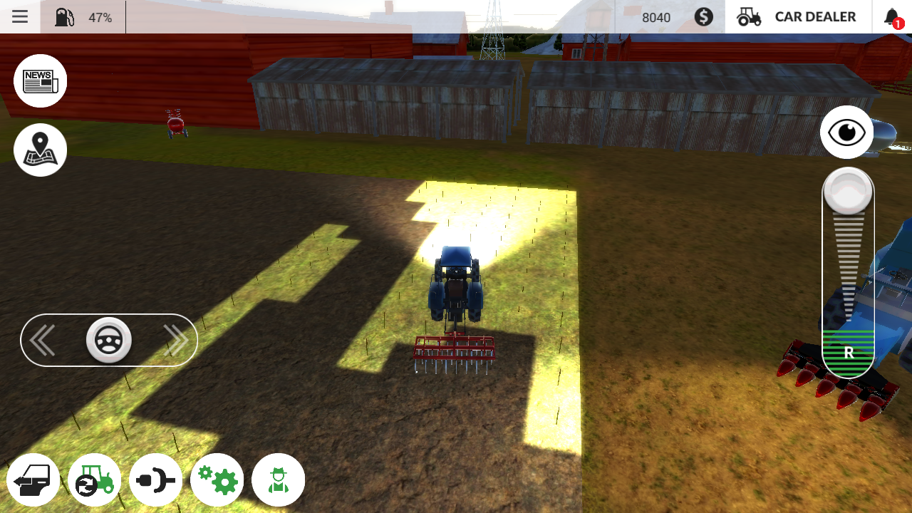 Игры на андроид тракторах ферма о