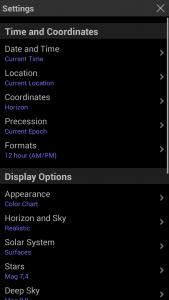 SkySafari 4 Pro4