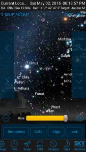 SkySafari 4 Pro6