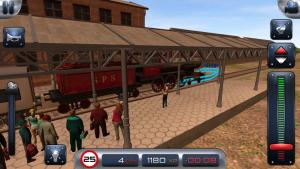 Train Driver 153