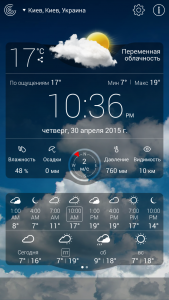 Weather Live1
