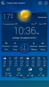 Weather Live3