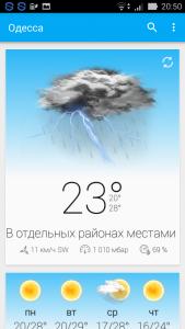 Weather Animated Widgets2