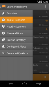 Scanner Radio Pro1