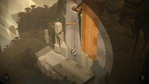 Lara Croft GO1
