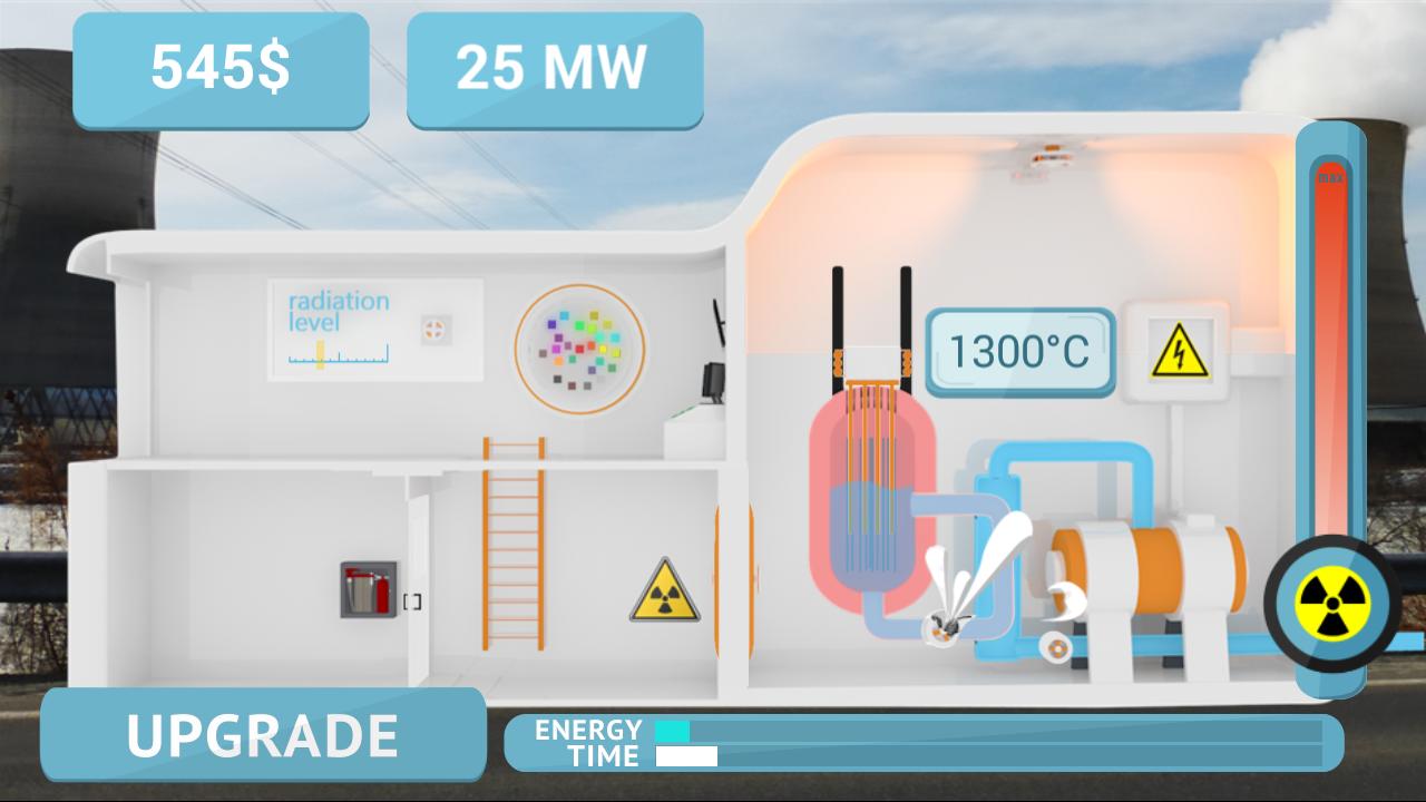Скачать симулятор ядерного реактора на андроид