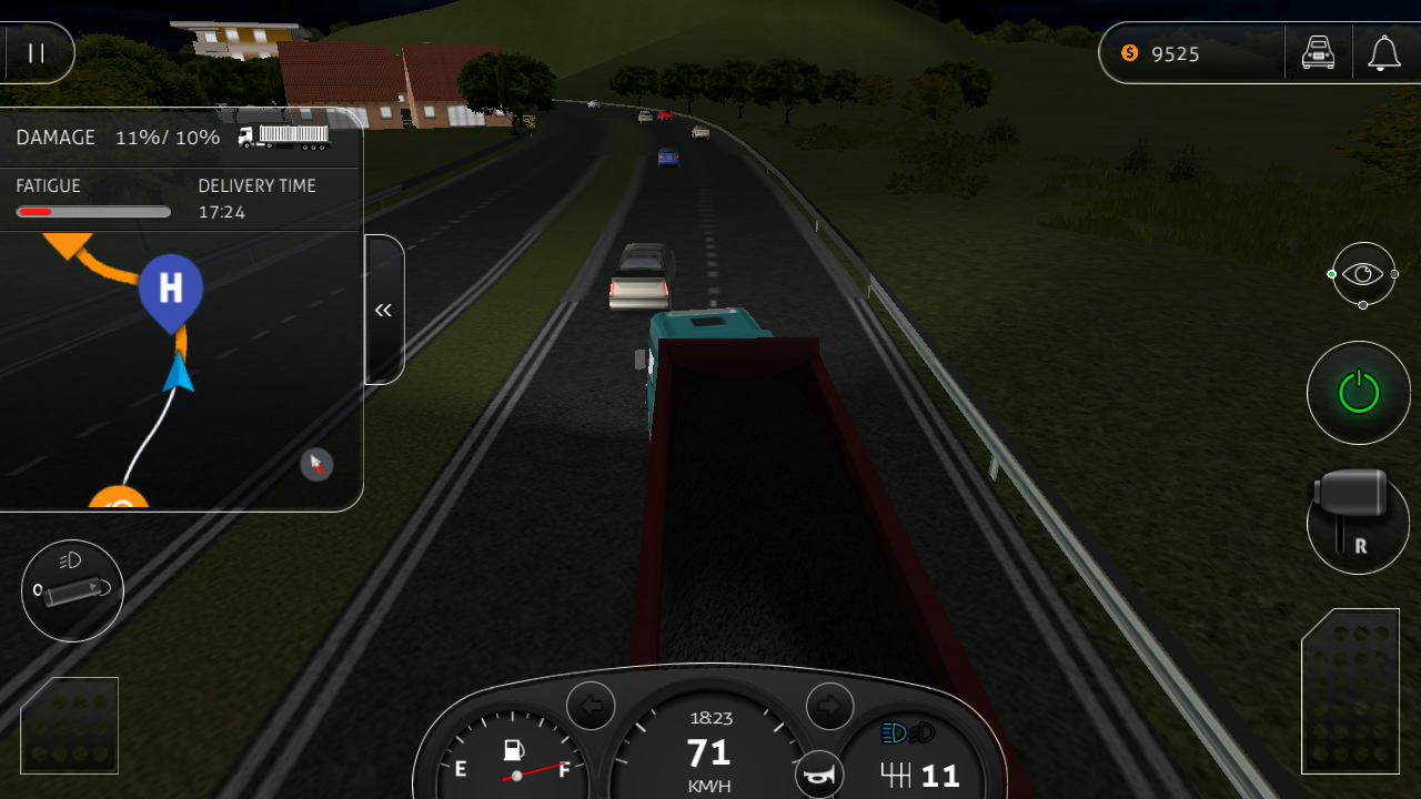 Скачать игры езда на фуре симулятор