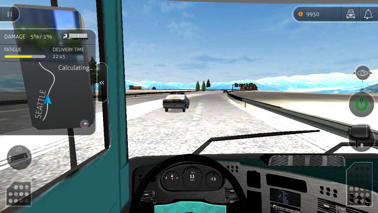 Скачать игру симулятор фуры с рулем