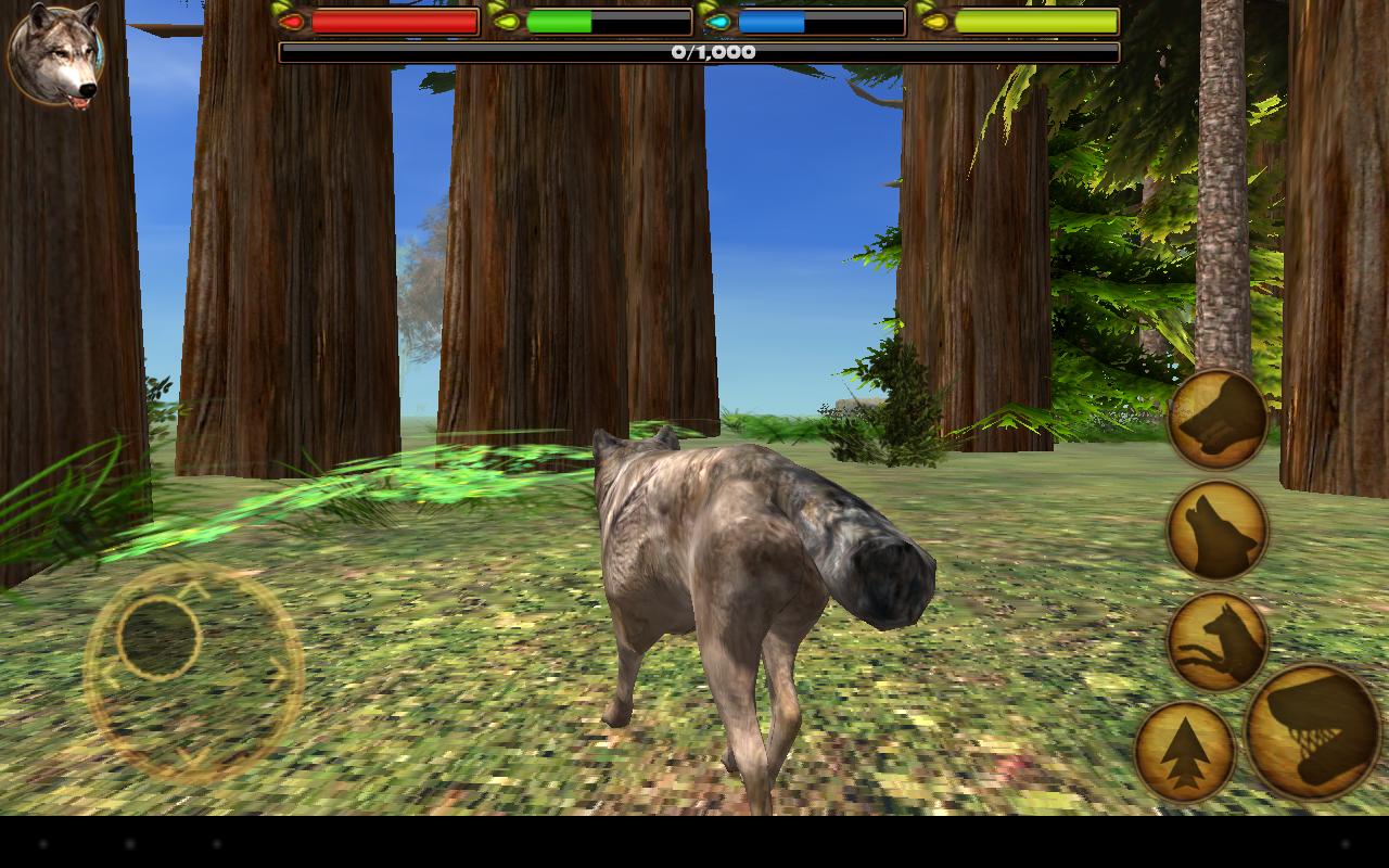 Скачать игру симулятор вовка