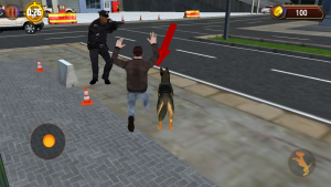 Police Dog Simulator 3D2
