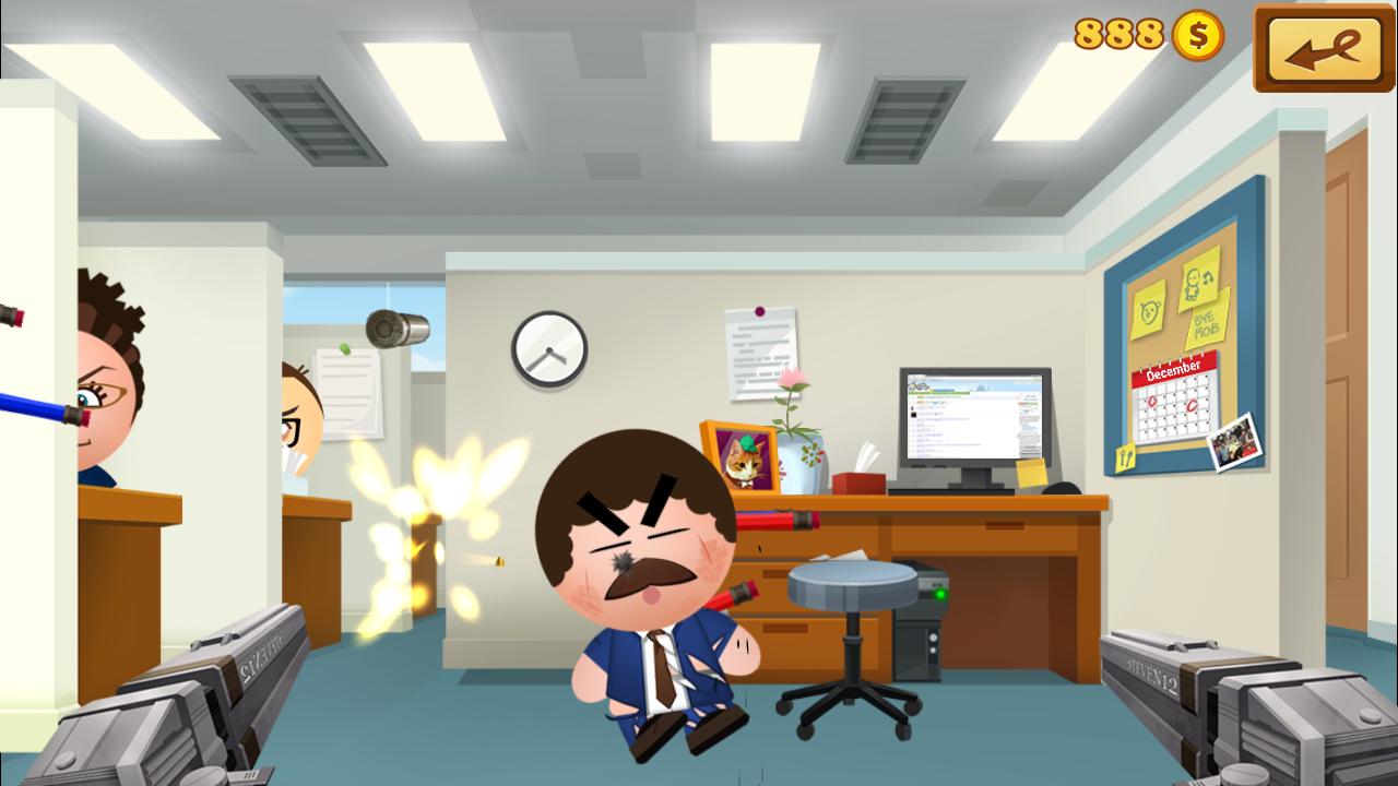Beat the boss скачать на компьютер бесплатно