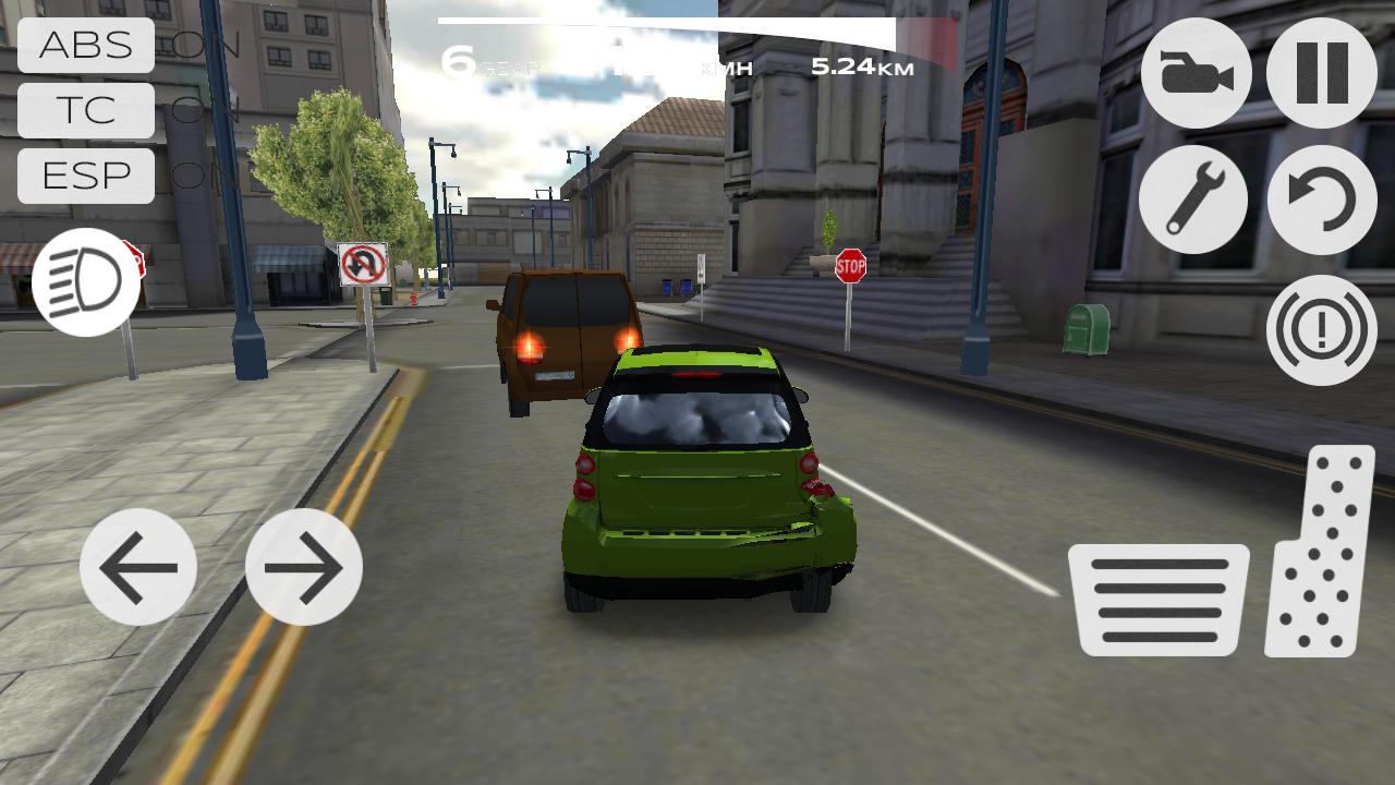 Car Driving Simulator: SF на Android - PDAlife ru