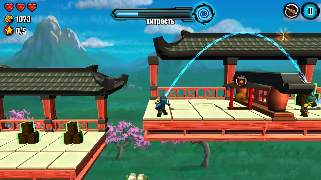 Скачать онлайн игру lego ниндзяго ролевая игра самураи