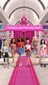 Barbie® Fashionistas®1