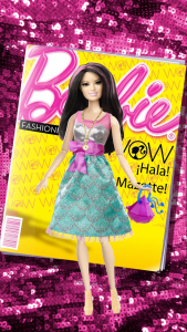 Barbie® Fashionistas®6