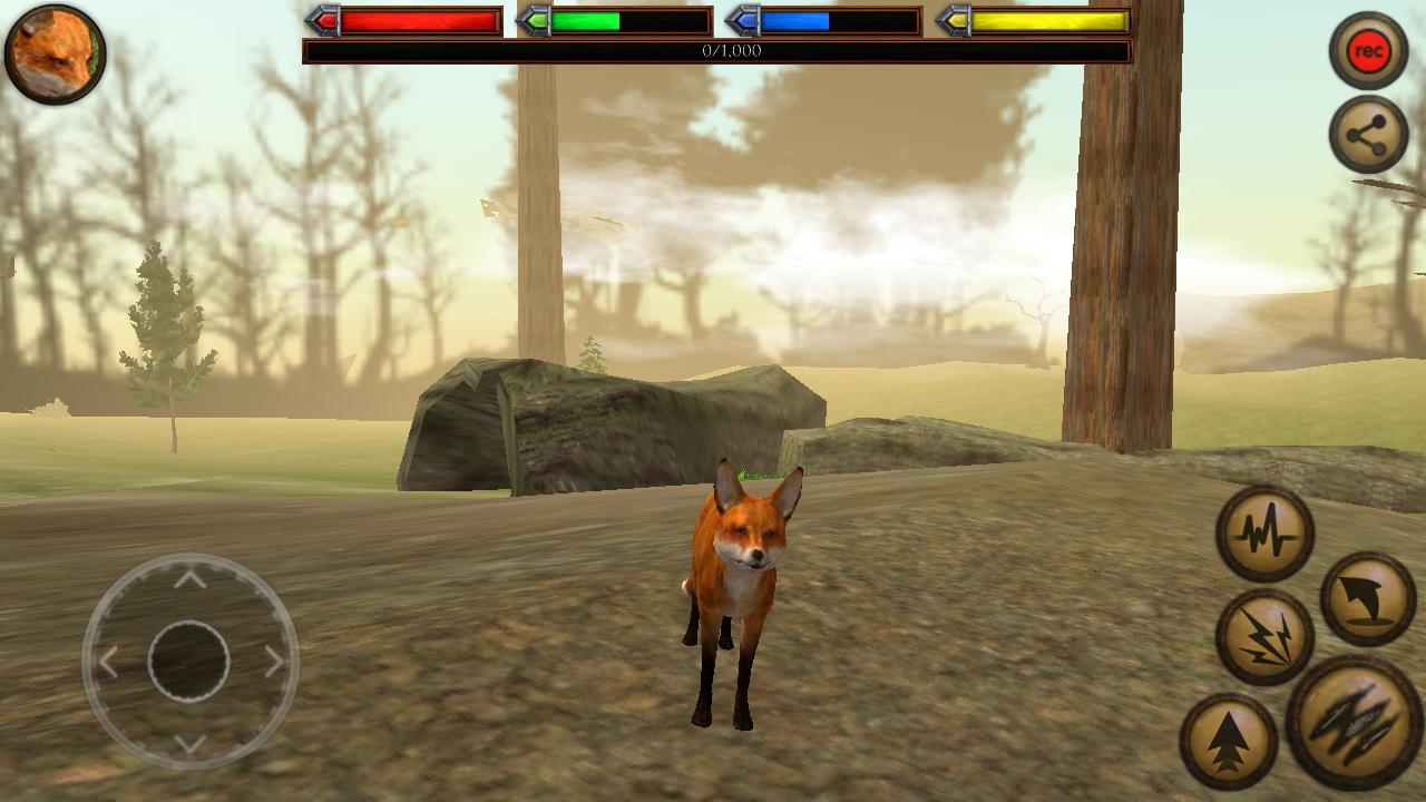 Скачать игру fox