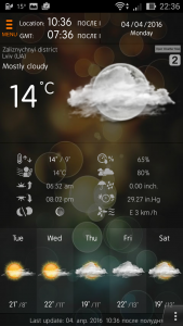Weather Services PRO2