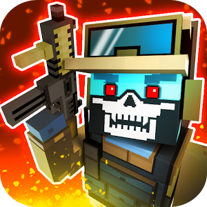 скачать игру cube z pixel zombies