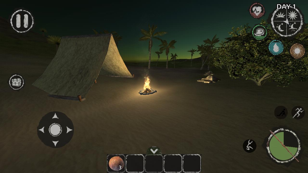 Скачать выживание на острове игра.