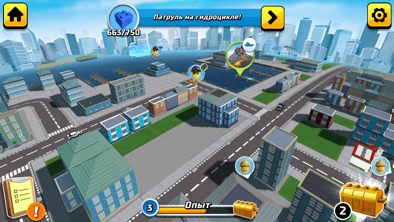 Скачать игру лего city my city на андроид