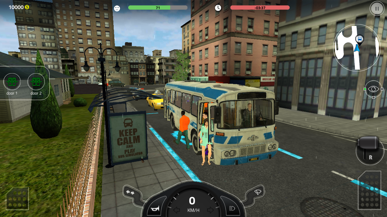 Скачать bus simulator 2017 2017 rus