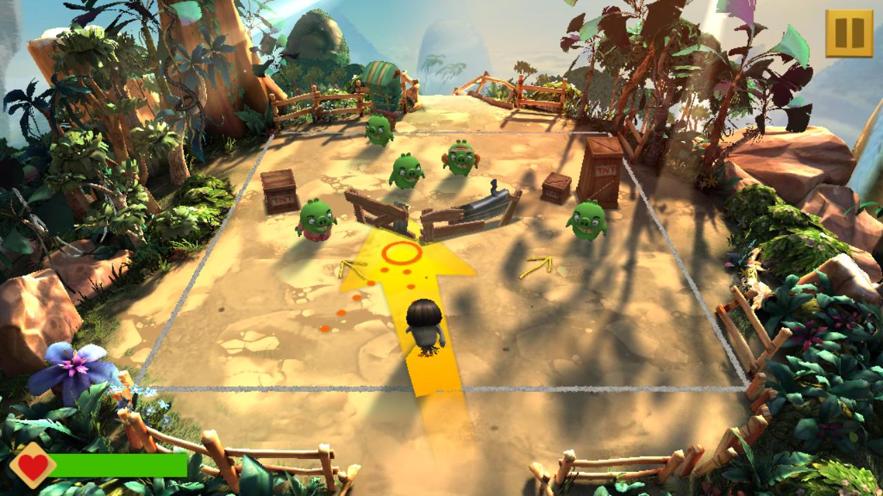 Скачать игру angry birds evolution на андроид