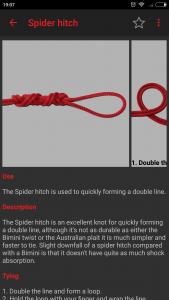 Useful Fishing Knots Pro3