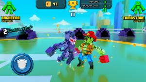скачать Super Pixel Heroes на андроид