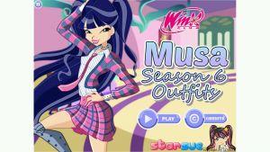 Dress up Musa Winx 21
