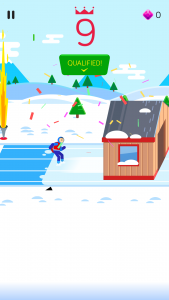 Ketchapp Winter Sports для андроид