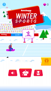 Ketchapp Winter Sports скачать