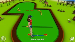 Mini Golf Game 3D скачать