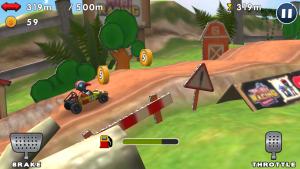 Mini Racing Adventures на андроид