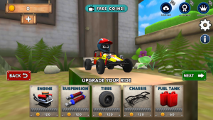Mini Racing Adventures скачать