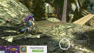 Shred! Downhill Mountainbiking на андроид