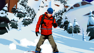 Snowboarding The Fourth Phase скачать игру