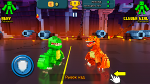 Super Pixel Heroes скачать