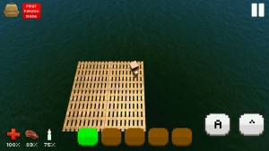 Survive on Raft игра