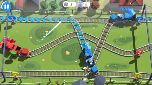 игра Train Conductor World на андроид