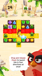 Angry Birds Match скачать на андроид