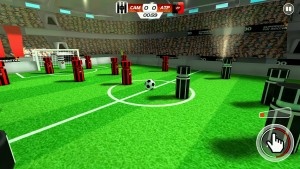 Superstar Pin Soccer на андроид