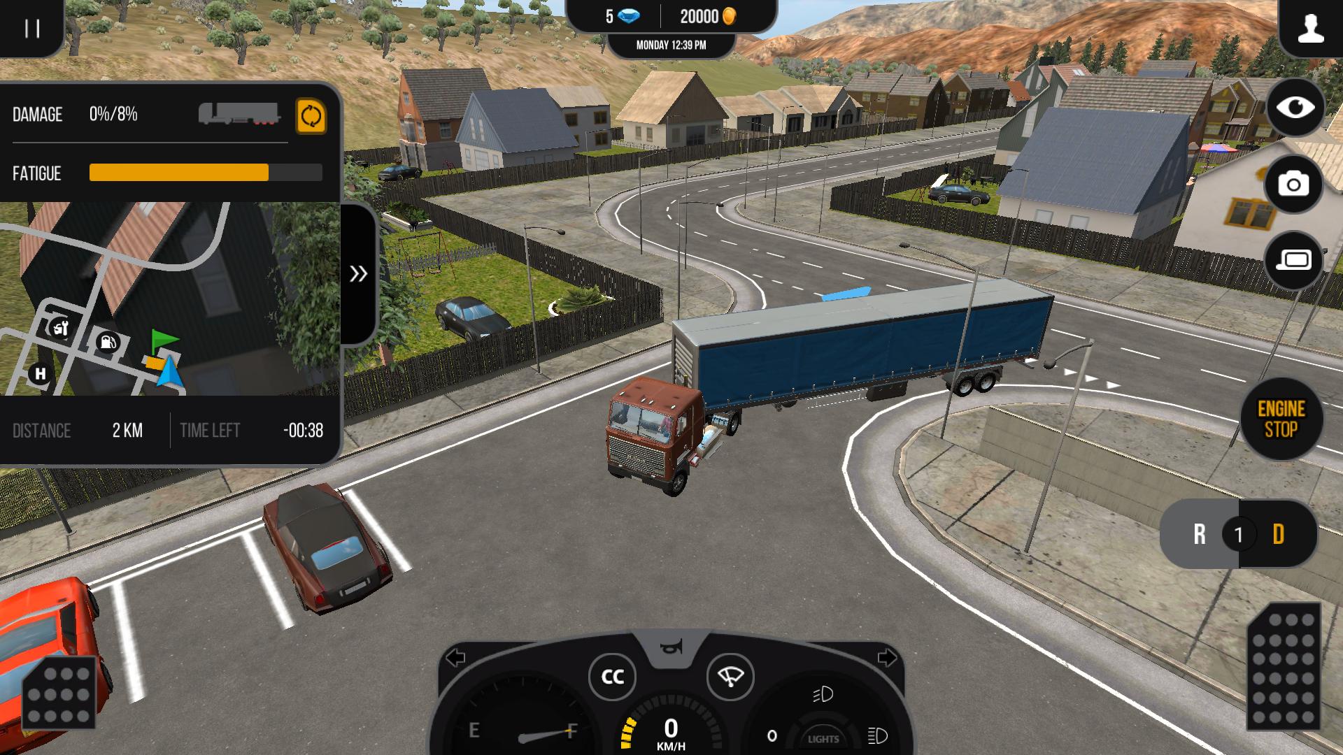 Скачать игру симулятор про дальнобойщиков