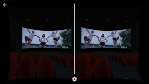 VU Cinema VR 3D Video Player на андроид