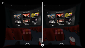 VU Cinema VR 3D Video Player скачать