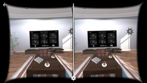 VU Cinema VR 3D Video Player плеер для очков виртуальной реальности