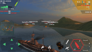 Battle of Warships для андроид